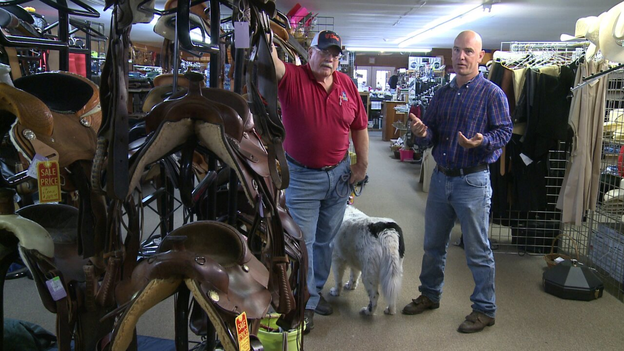 How these Virginia cowboys plan to help horses lost in Texasfloods
