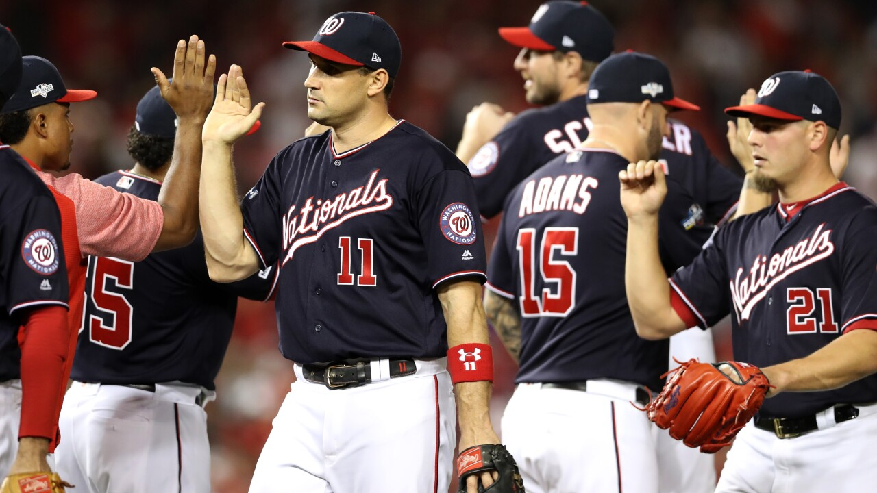 UVA baseball reflects on Nationals players, former Cavaliers Sean Doolittle and Ryan Zimmerman advancing to WorldSeries