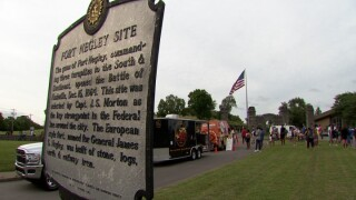 Locals remember, celebrate Juneteenth at Fort Negley