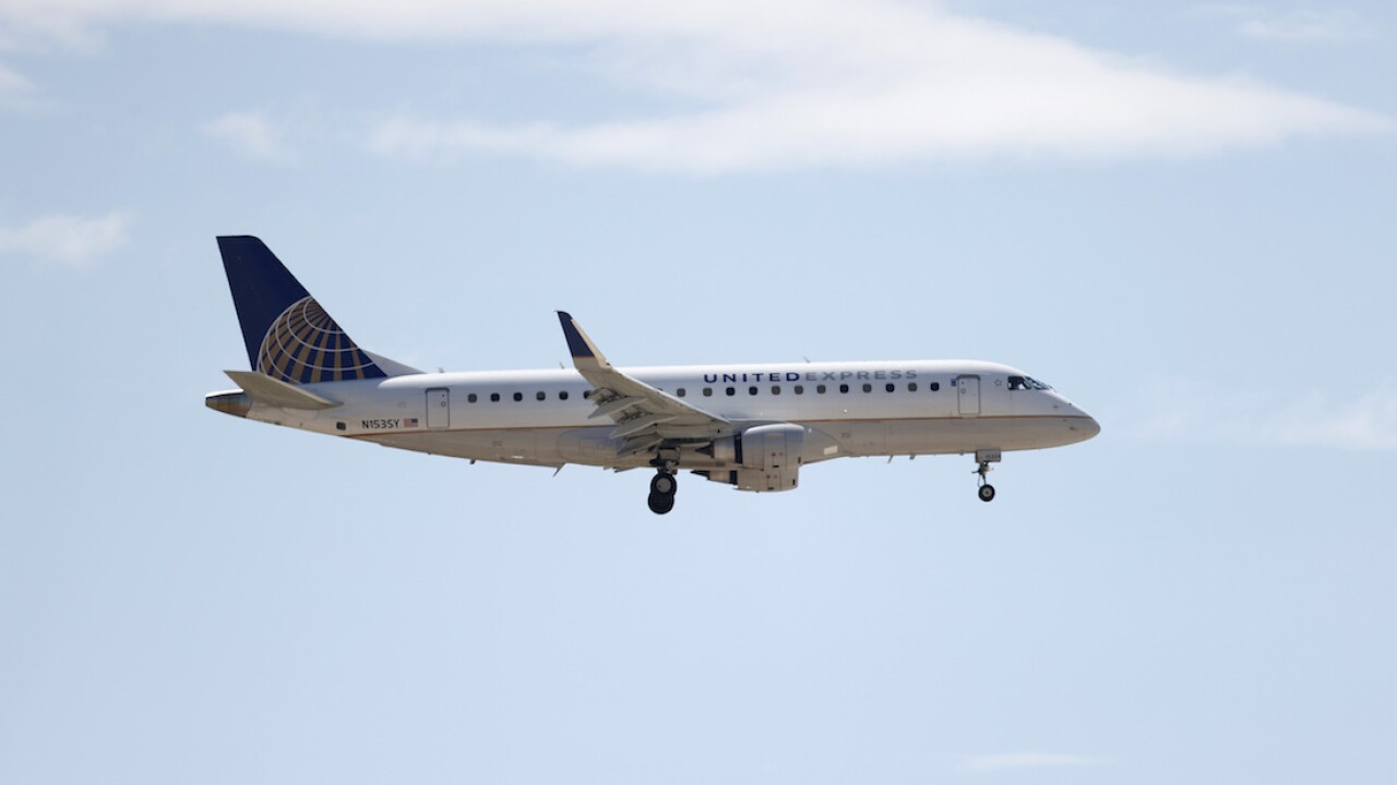 United plans new flights to Caribbean, Central America, Mexico