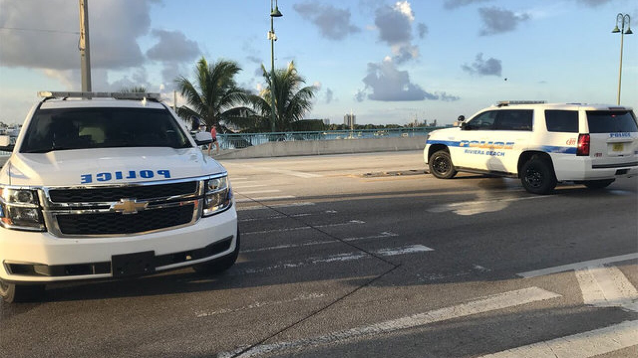 78-year-old man killed in Riviera Beach hit-and-run crash