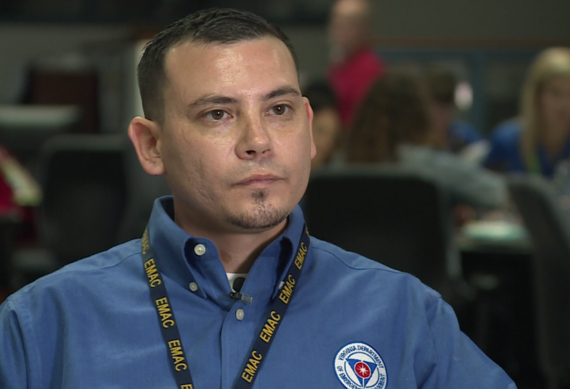 Photos: How emergency management helped this veteran find his 'placeagain'