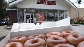 Krispy Kreme to launch 'national doughnut delivery' starting February 29