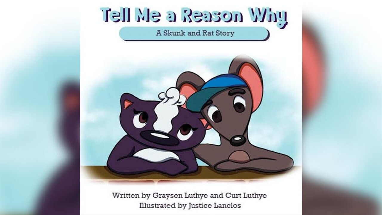Tell Me a Reason Why: A Skunk and Rat Story