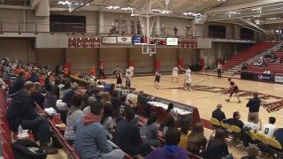 State basketball tournament canceled