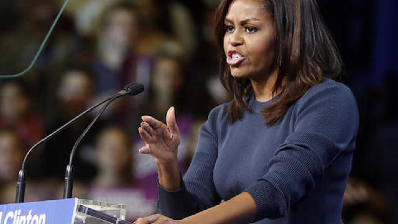 "Michelle Obama says being first lady has been ""greatest honor of my life"""