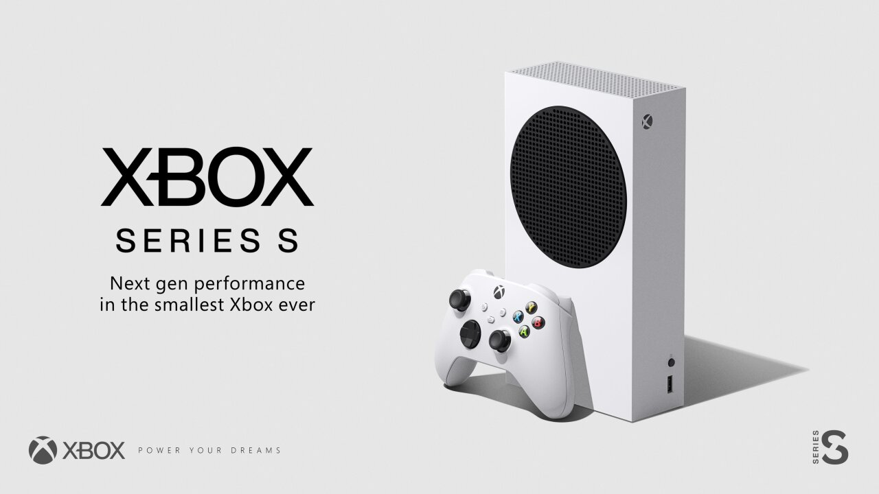 Microsoft confirms smaller, cheaper version of next-gen console: Xbox Series S