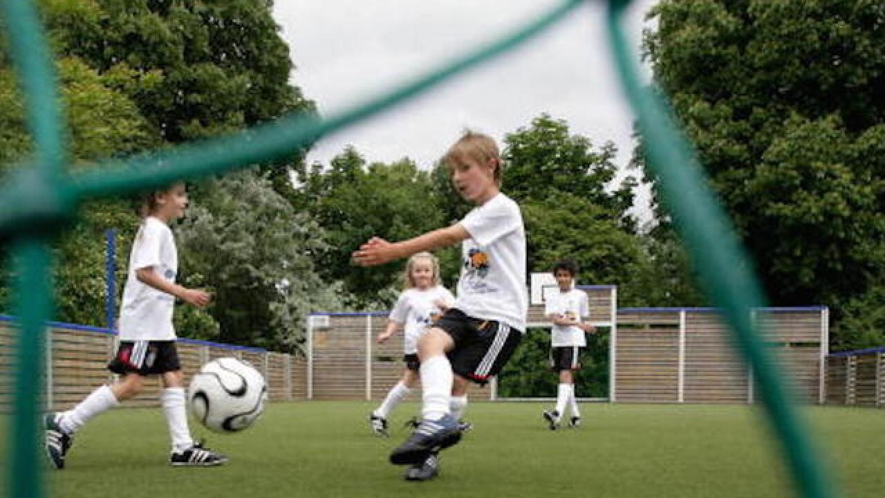 Head injuries in youth soccer up 1600% since 1990, study finds