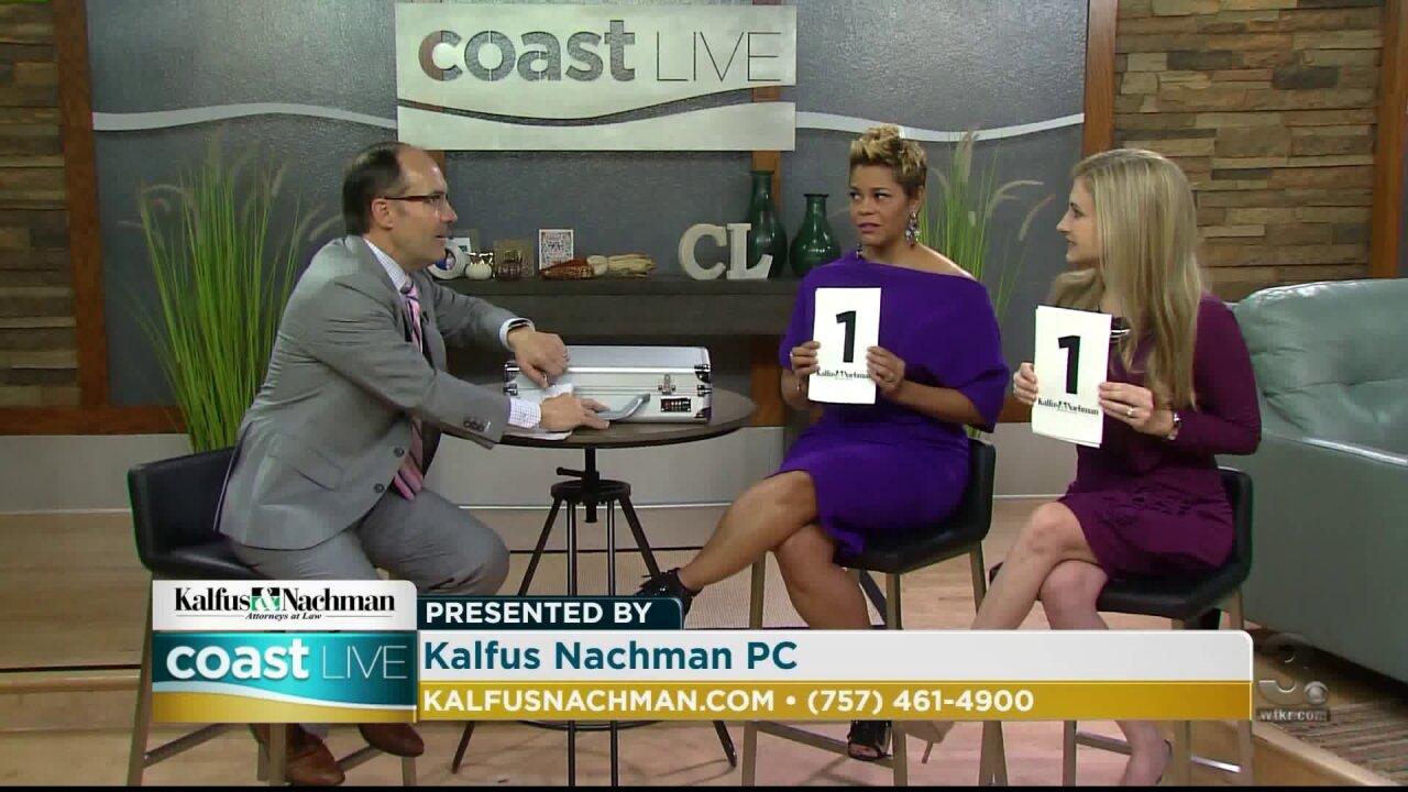 A medical malpractice edition of Case by Case on Coast Live