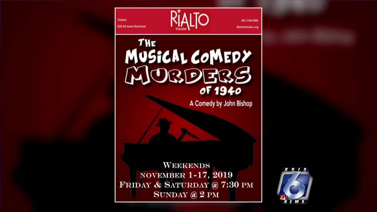 """""""The Musical Comedy Murders of 1940"""""""
