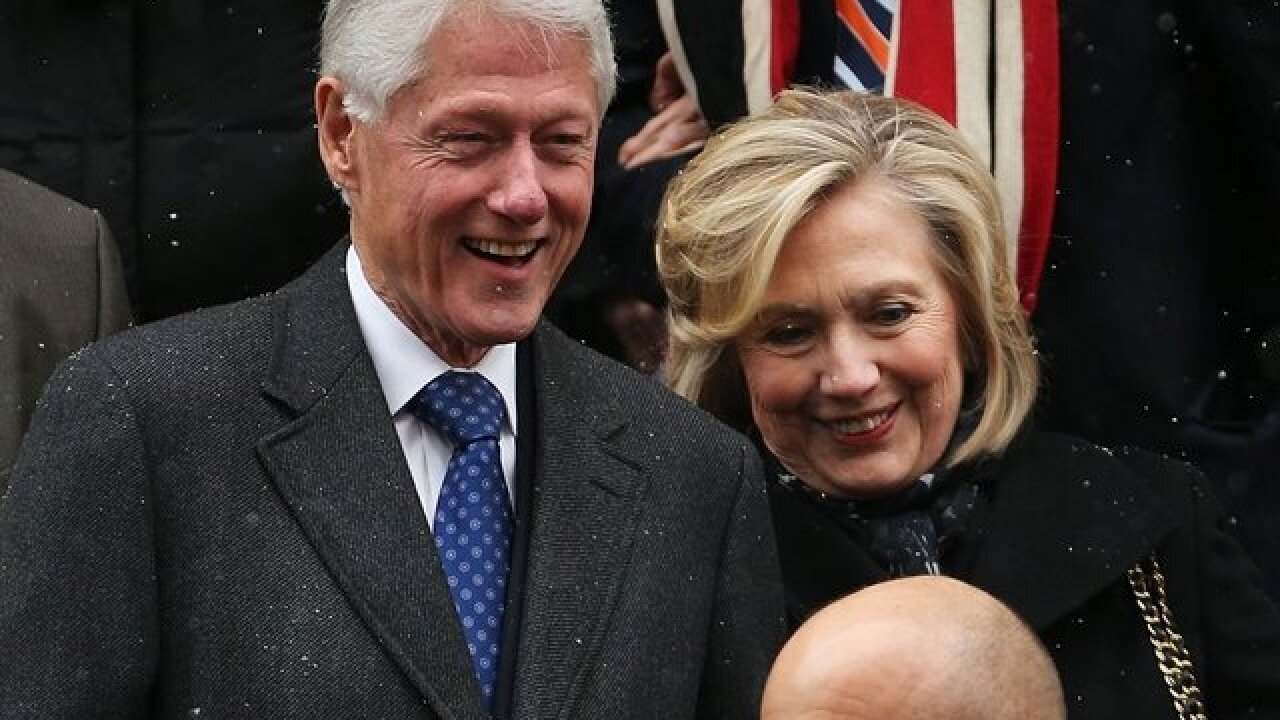 Bill Clinton to speak for Hillary in PB County