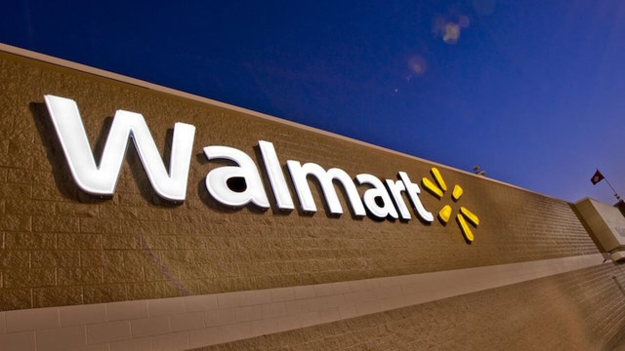 Walmart seeks permission to test drone delivery