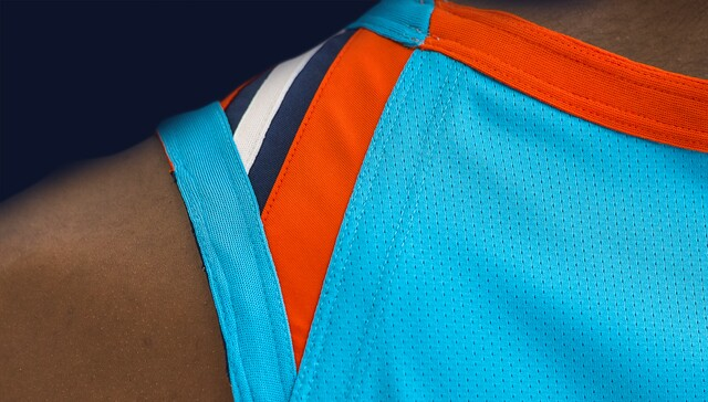 PHOTOS: Thunder unveil new uniforms honoring Native American heritage