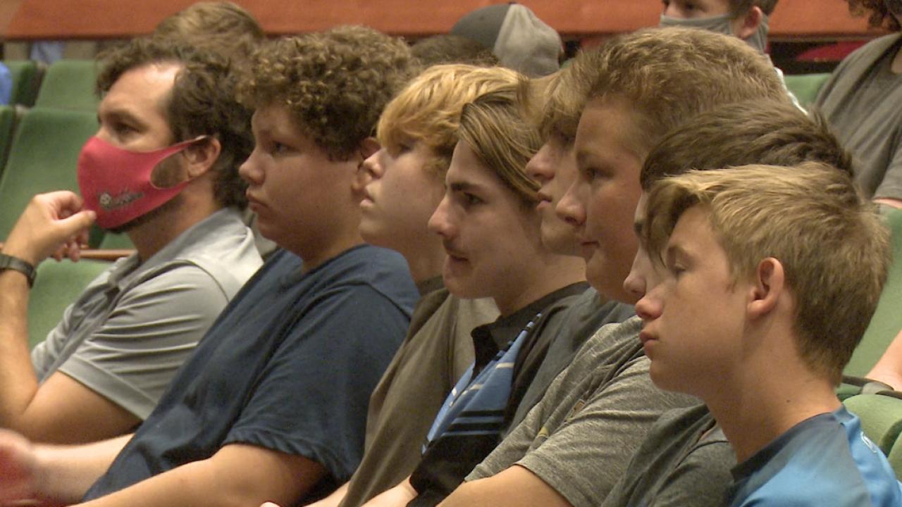 Paw Paw High School's Summer Learning Program