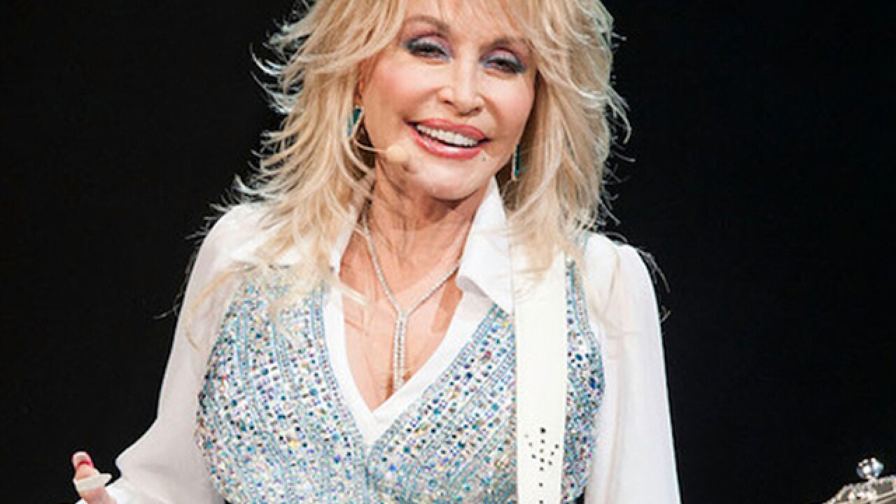 ​​​​​​​Dolly Parton and Netflix are teaming up for 8 episode TV series about her songs
