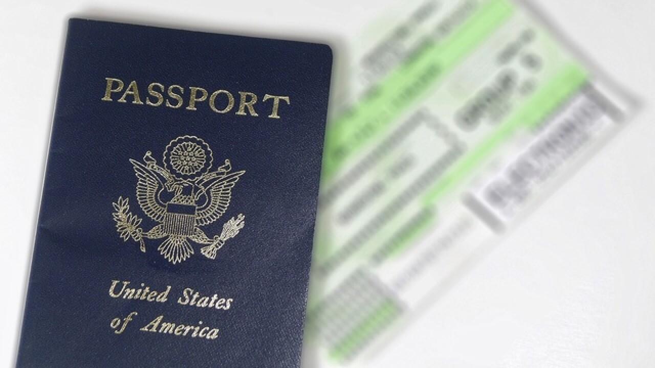 Defective passport leads to honeymoon nightmare