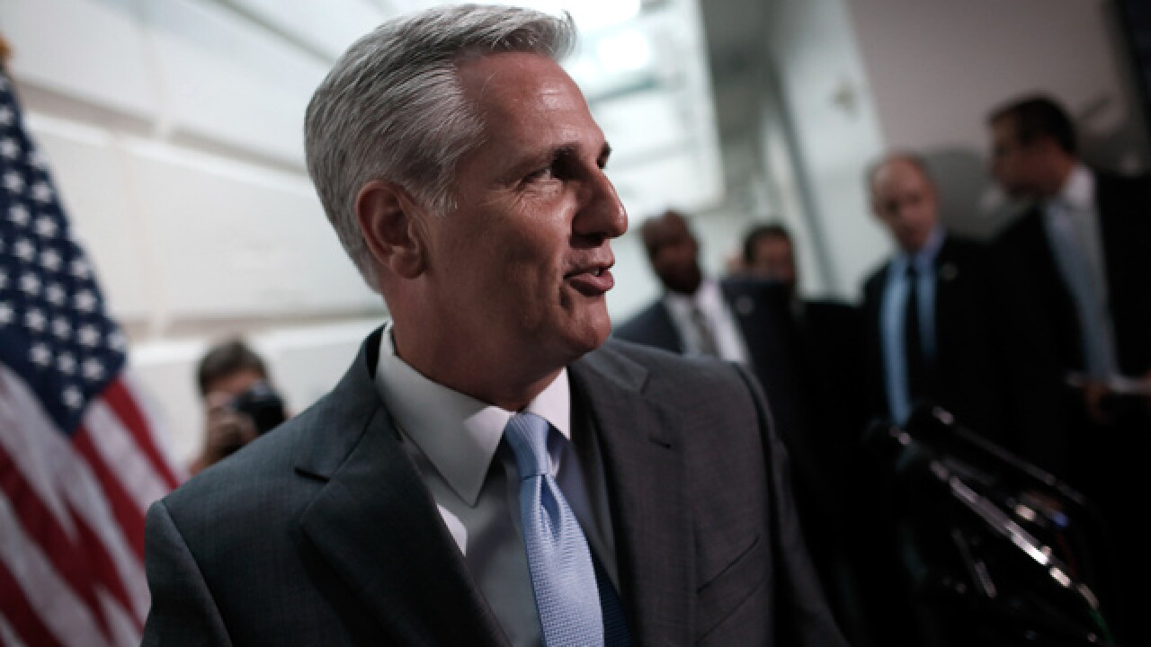 McCarthy, Pelosi comment on Nat'l Guard scandal