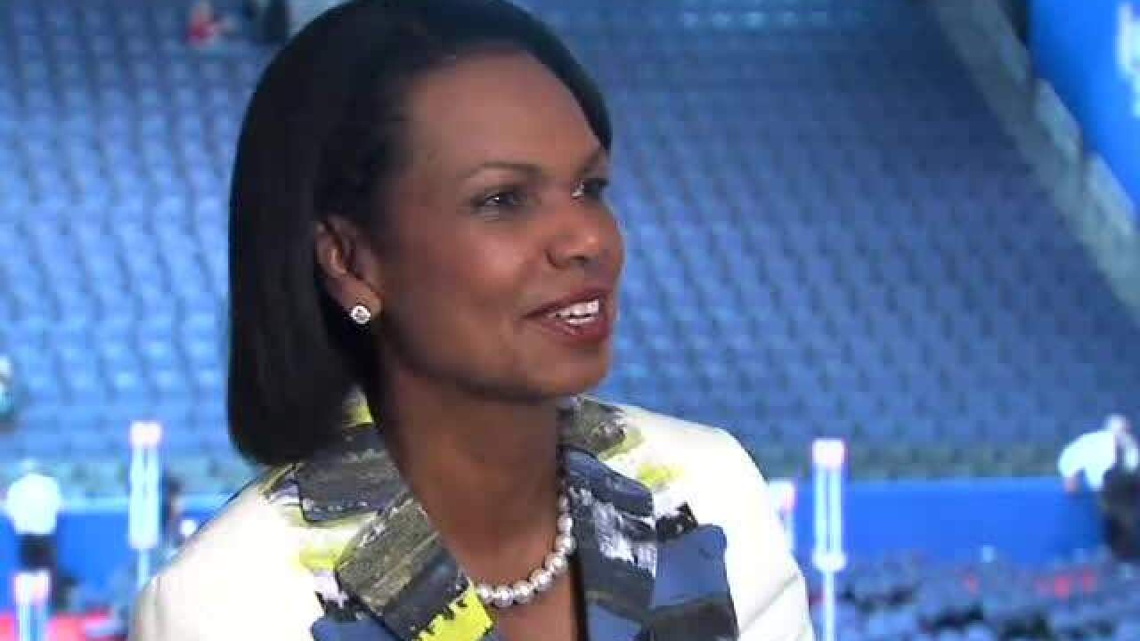 Social media explodes after report that Browns are interviewing Condoleezza Rice for head coach