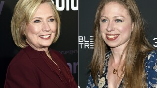 Hillary, Chelsea Clinton to tell unheralded heroes' stories