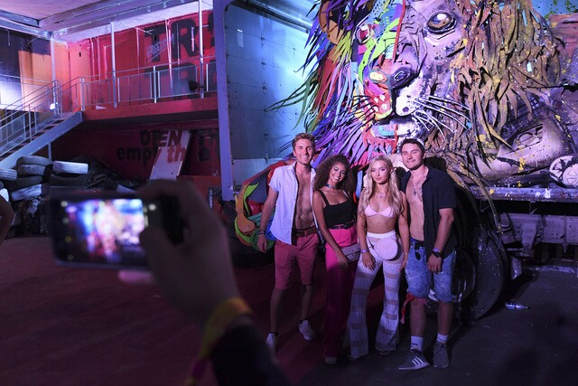 PHOTOS: 2018 Life is Beautiful Music & Art Festival in downtown Las Vegas