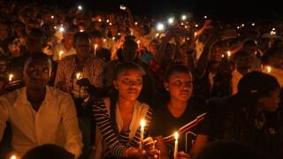 APTOPIX Rwanda Genocide 25th Anniversary