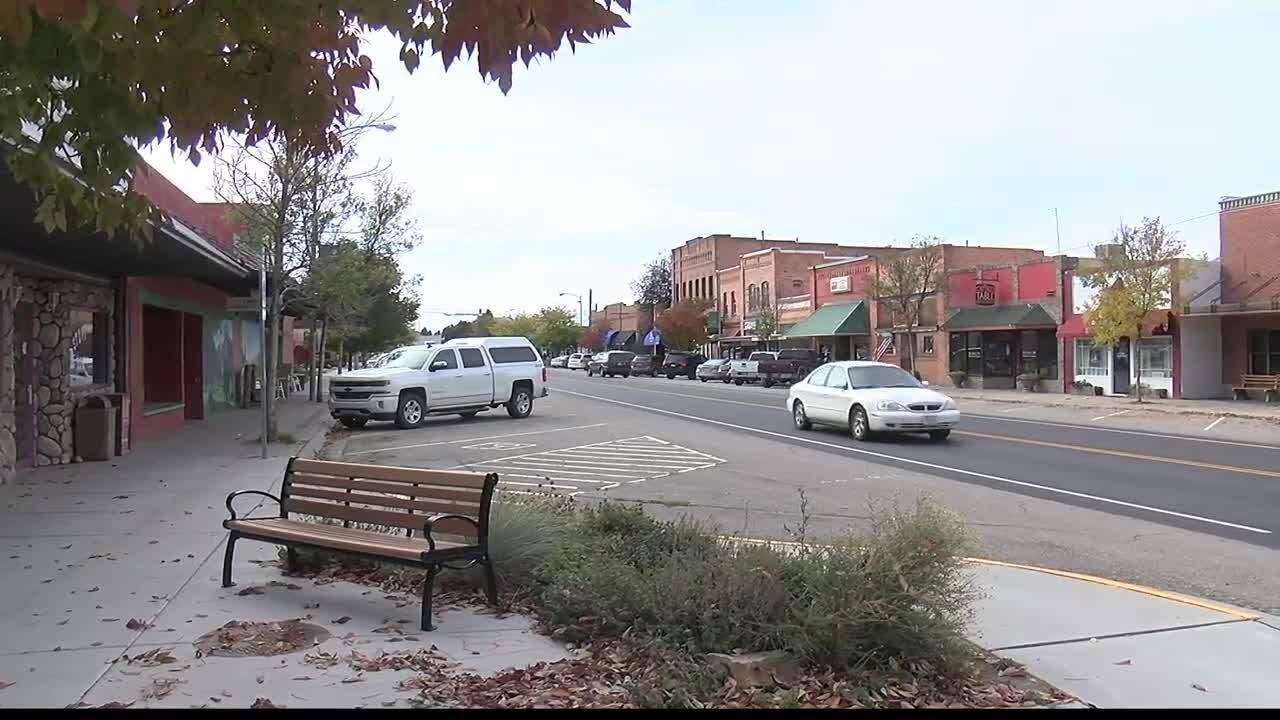 Main Street Stevensville