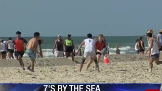 Biggest 7's Beach Rugby Tournament in Texas takes place Saturday