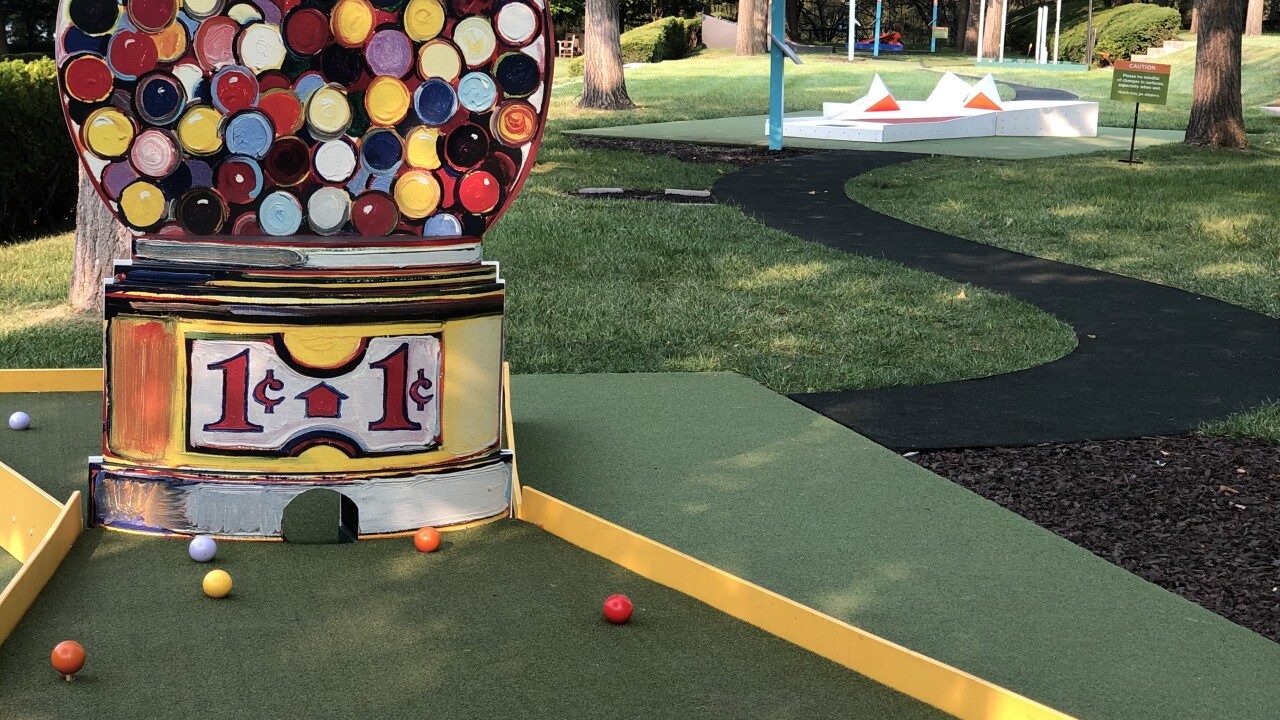 nelson mini golf
