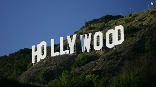 Vandalized Hollywood sign now reads 'Hollyweed'