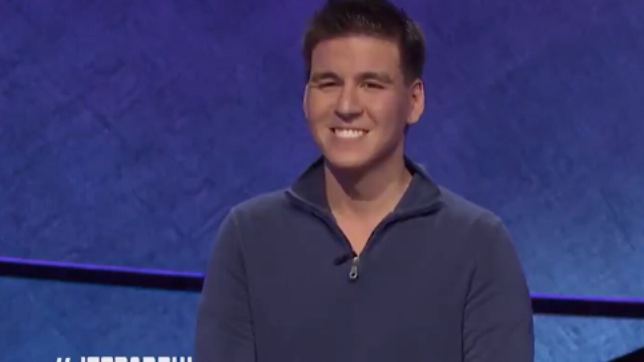'Jeopardy James' survives upset bid, is $9K shy of passing the $2 million mark