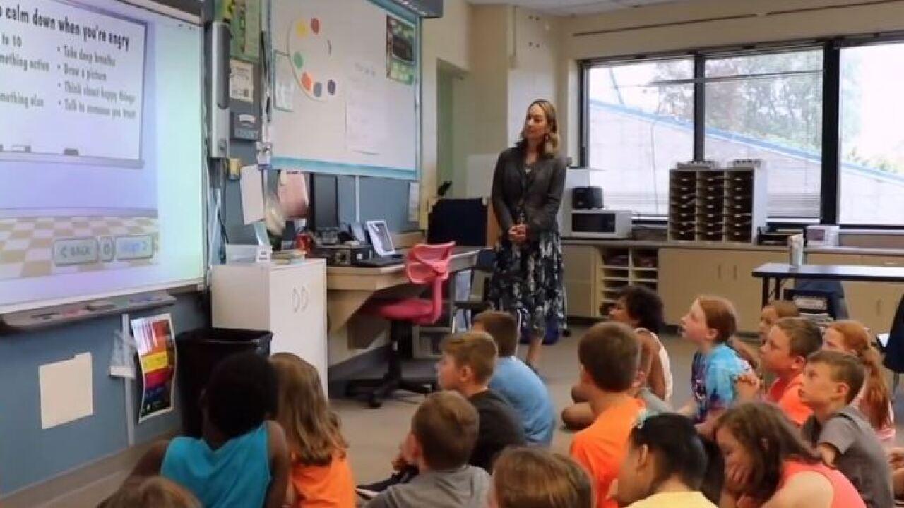 e learning classroom