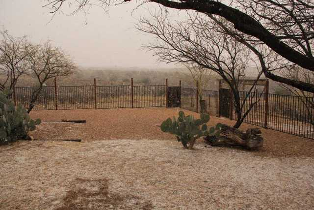 GALLERY: Snow in the southern Arizona desert