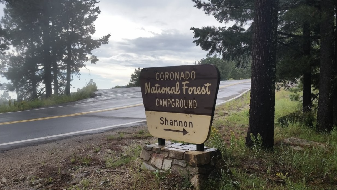 Coronado National Forest is rolling back services in response to the coronavirus pandemic.