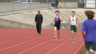 Carroll College rockets to top of leaderboard in Frontier Conference Track and Field Championship