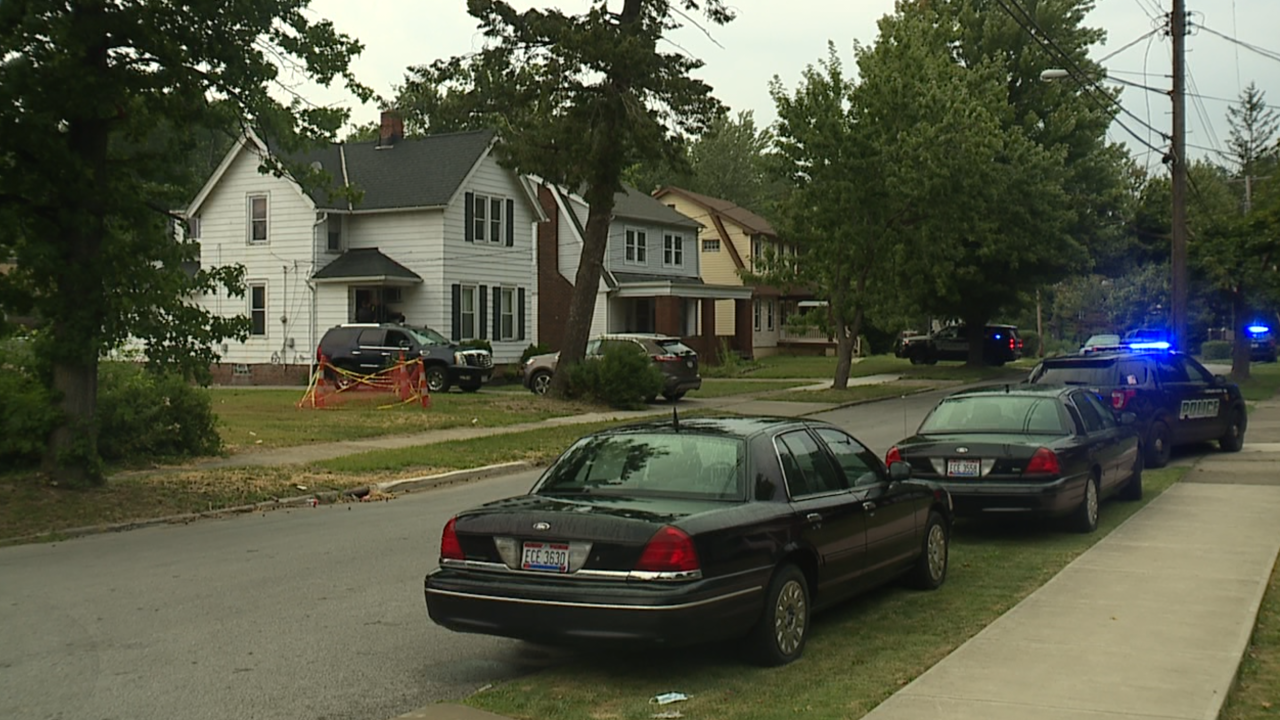 Cleveland Heights shooting