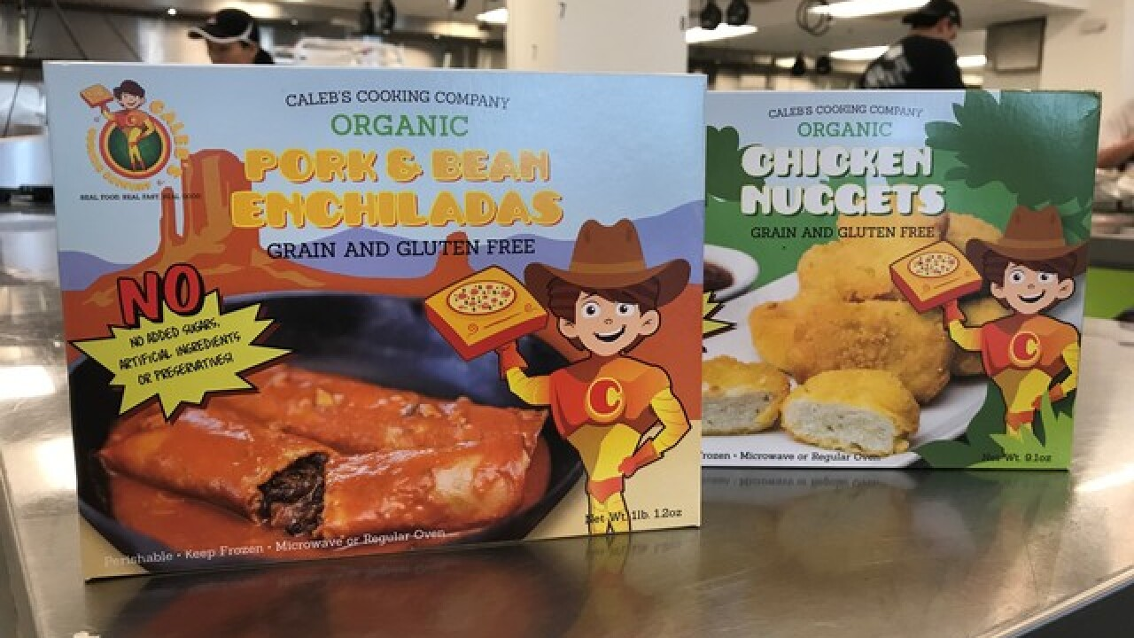 Local start-up fills a void in the freezer aisle