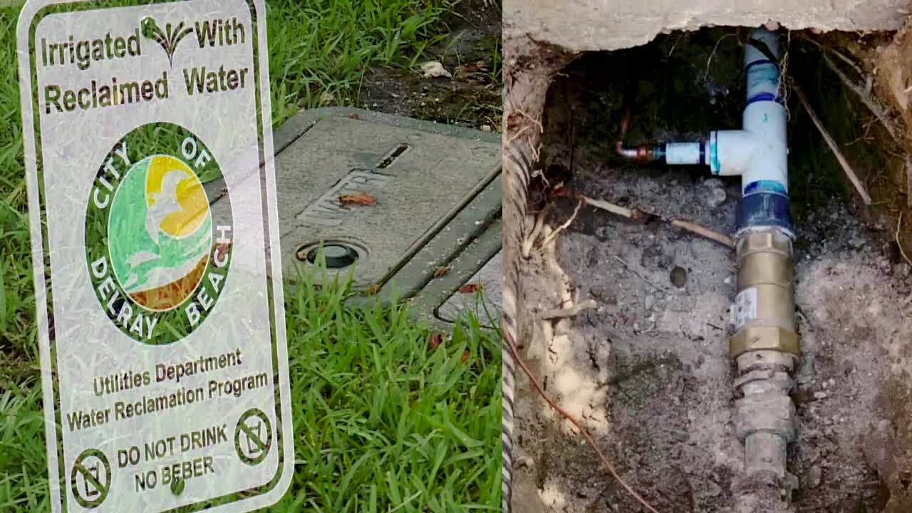 Delray Beach reclaimed water program has 'lack of institutional control'