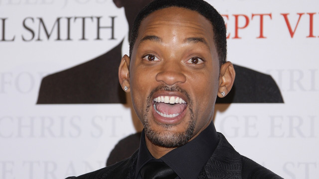 Will Smith to celebrate birthday Tuesday with Grand Canyon bungee jump