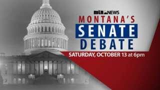 MTN U.S. Senate debate rescheduled for Oct. 13 in Bozeman