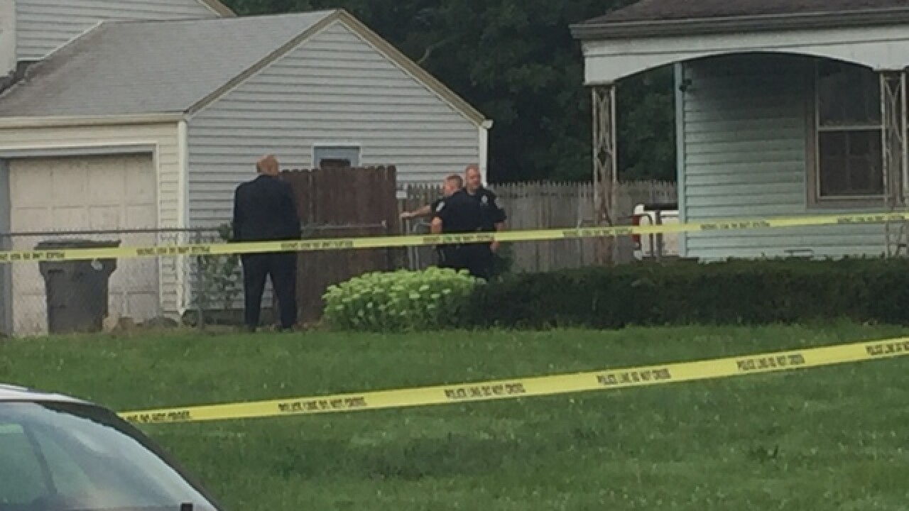 SCENE PHOTOS: Person found shot, dead on NE side