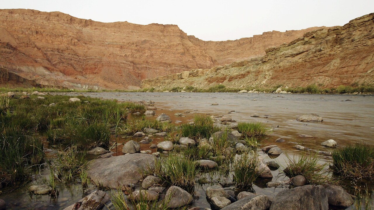 Five-year Drought Threatens Colorado River States' Water and Power