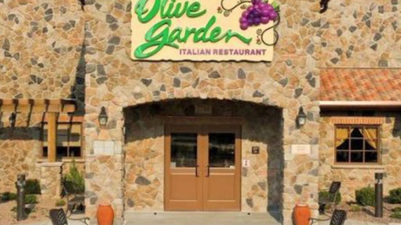 Olive Garden's 'Buy One, Take One' deal is back