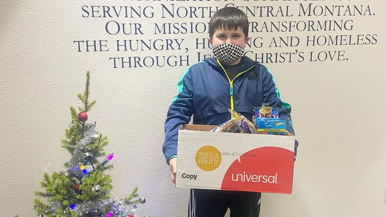 Benjamin Brown is a member of the credit union's Pee Wee Penguin Young Savers Program