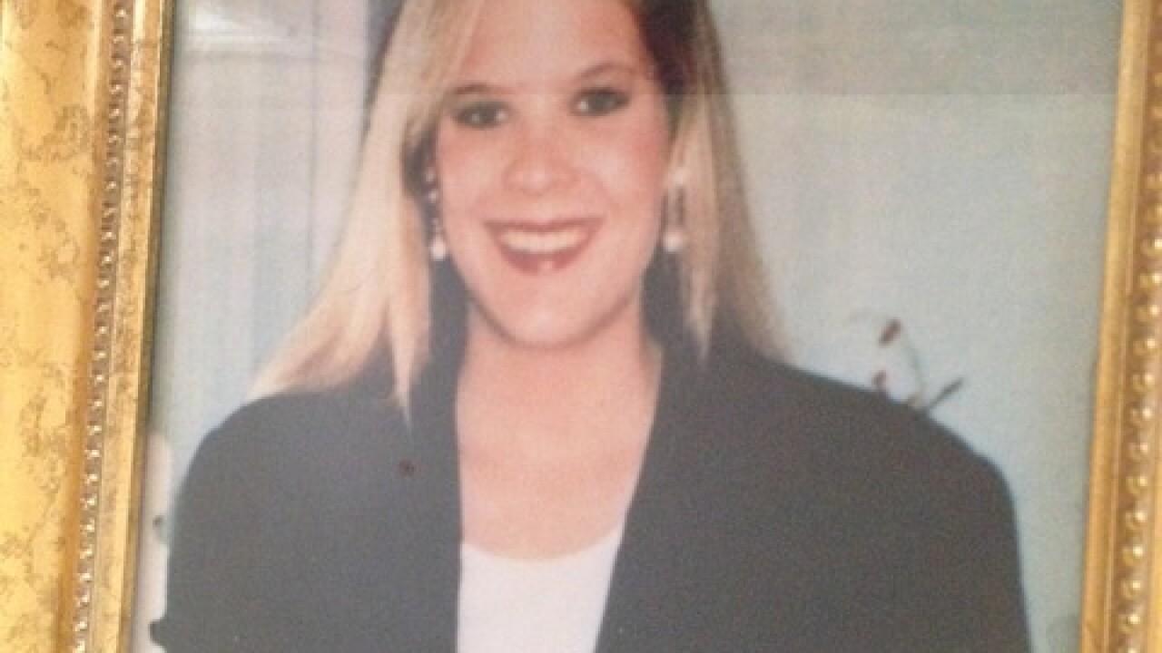 Sister hopes billboard helps find twin's killer