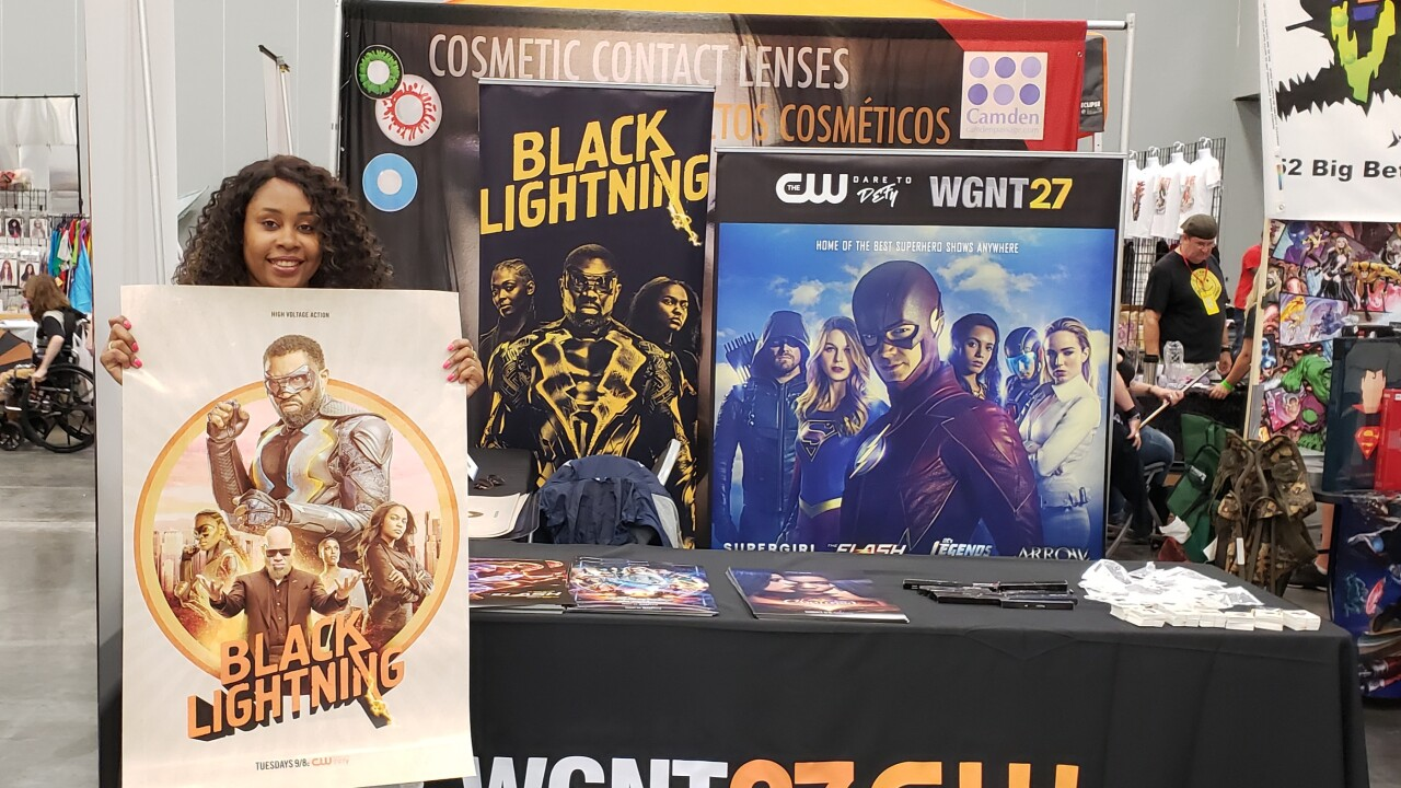 Tidewater Comicon 2019 in Virginia Beach