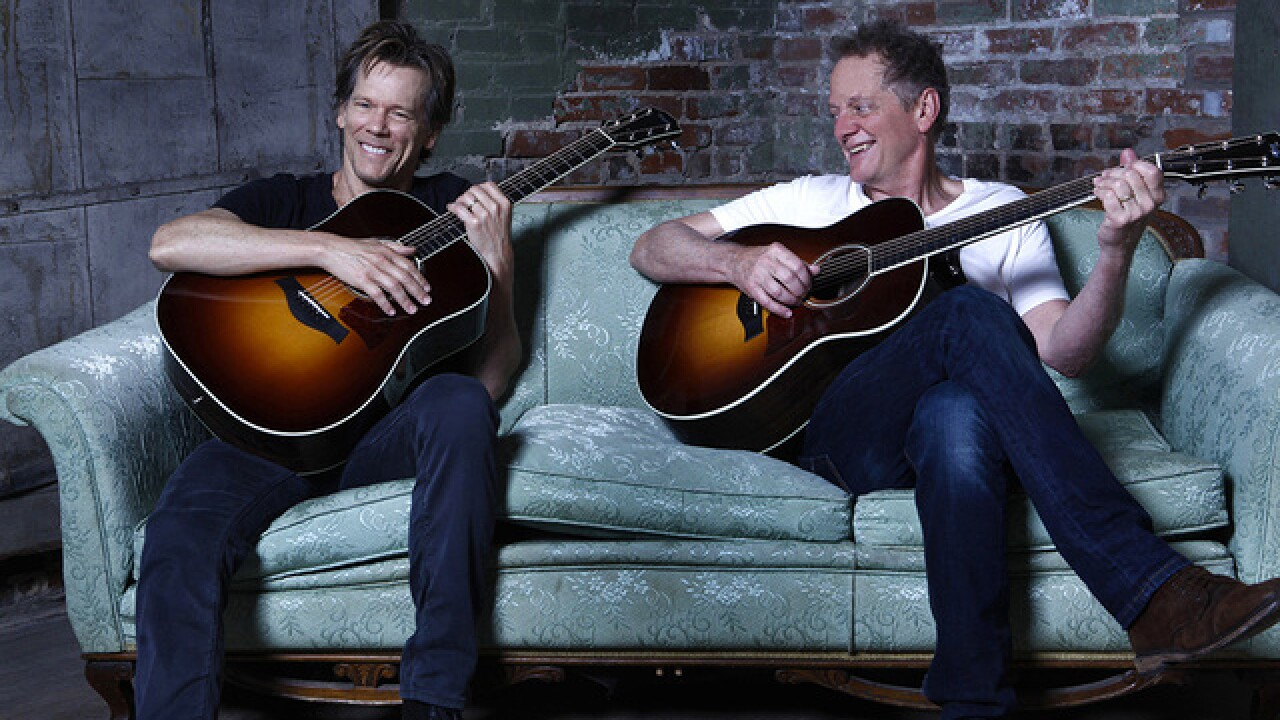 Kevin, Michael Bacon to perform at Stanley Hotel in June