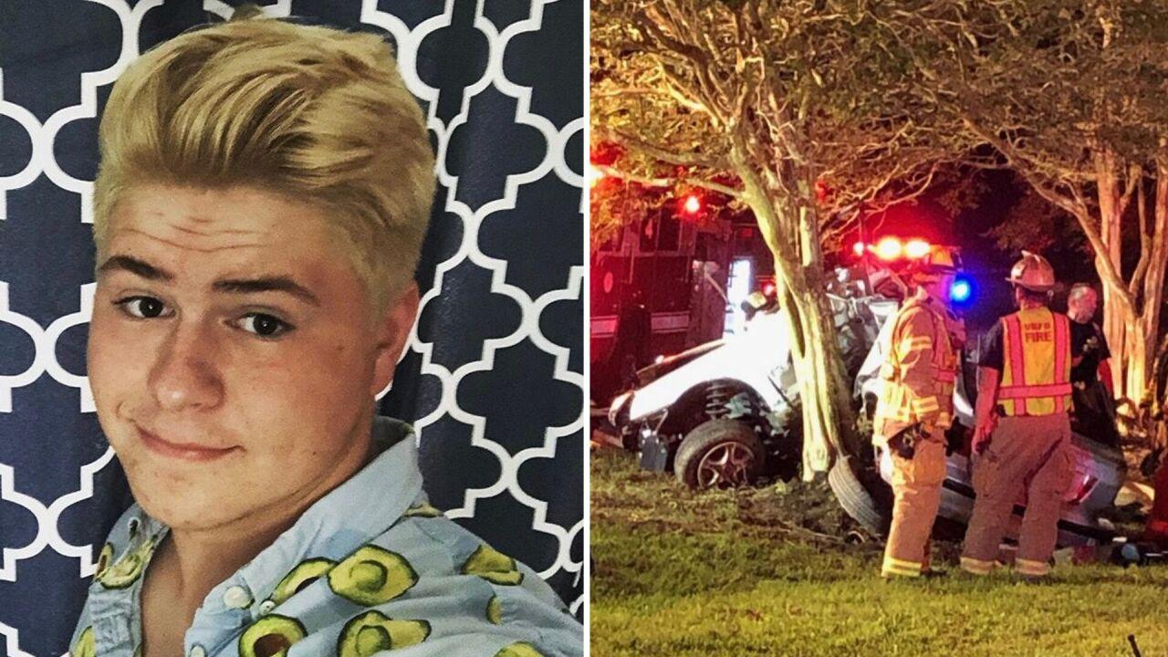 Virginia Beach teen survives near-death crash with minorinjuries