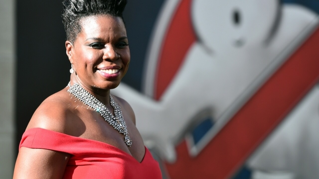 Hackers post nude photos, personal info on Leslie Jones' webpage