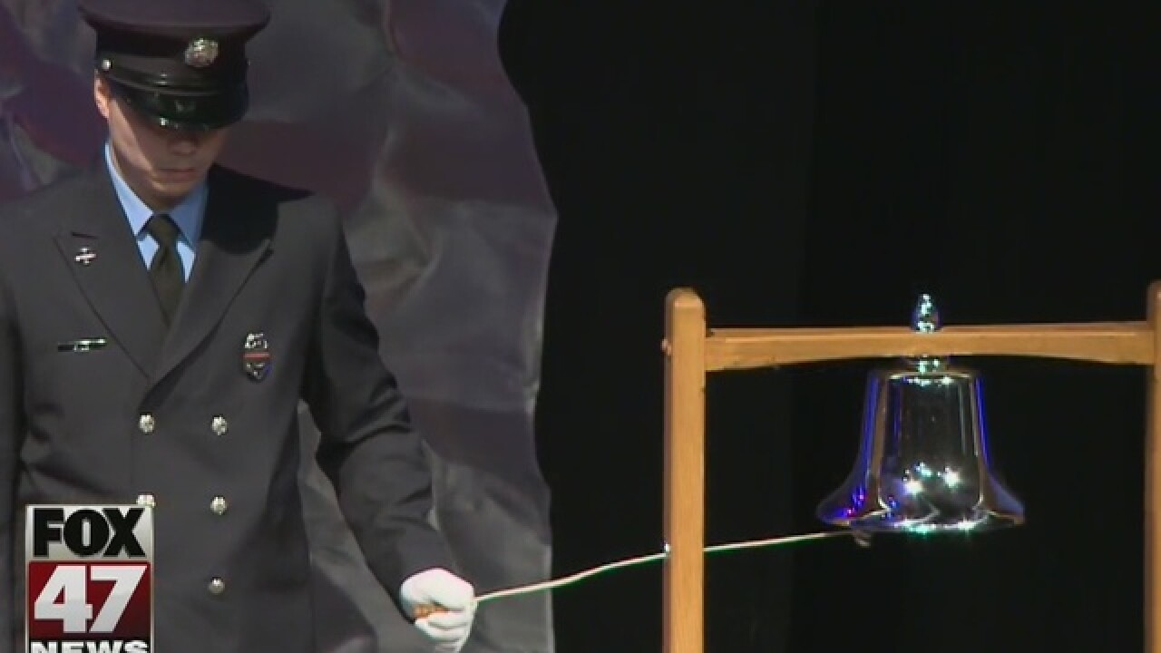 Funeral services held for Lansing Fire Captain