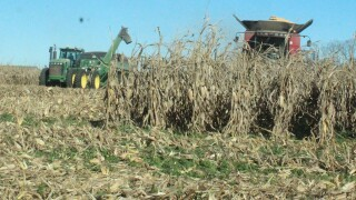 Many farmers show up to finish harvest for family that lost granddaughter in tragic grain accident